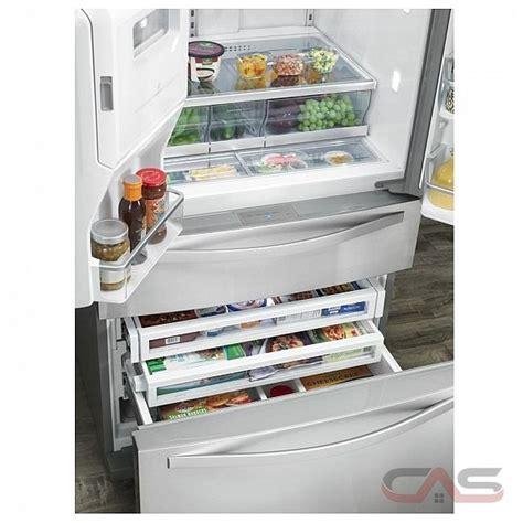 fridge drawer replacement canada whirlpool wrx988sibe refrigerator canada best price