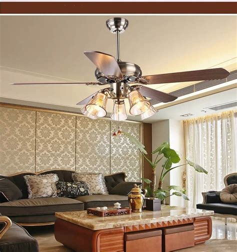 Restaurant Living Room Westkapelle Ceiling Fan Light Living Room Antique Dining Room Fans