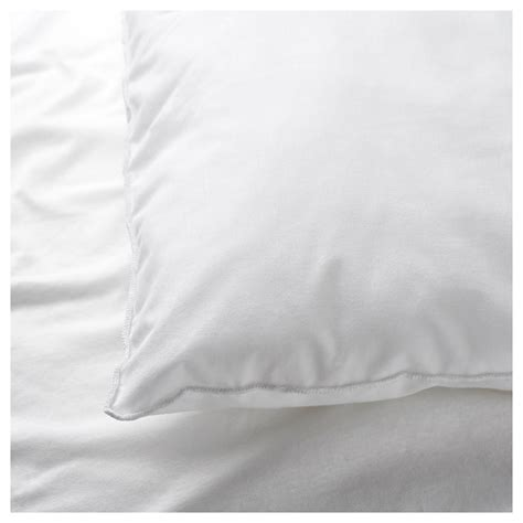 len ikea len pillowcase for cot white 35x55 cm ikea