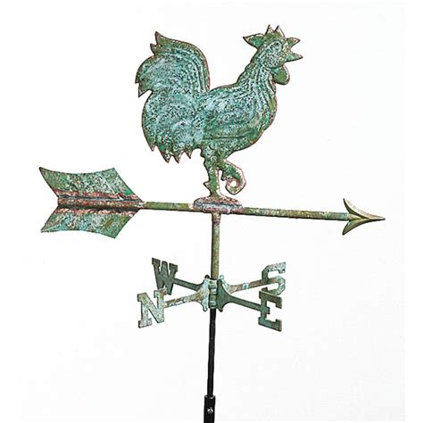 Rooster Weathervane Cottage Directions Rooster Weathervane 40858
