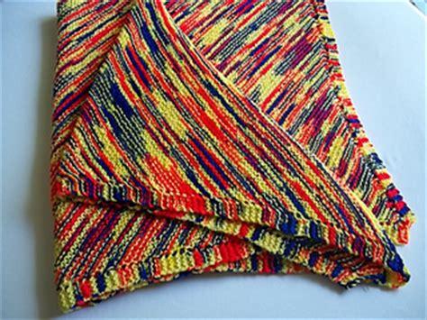 Garter Stitch Baby Blanket Pattern by Ravelry Garter Stitch Diagonal Baby Blanket Pattern By