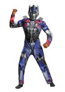 transforming halloween costume child optimus prime classic muscle movie costume ebay