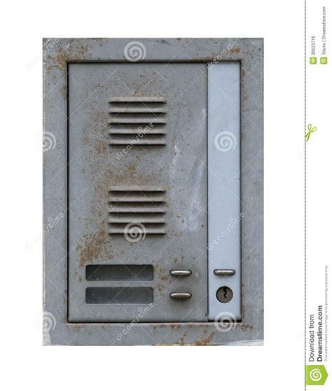 Door Buzzers and door buzzer stock photo image 39523716