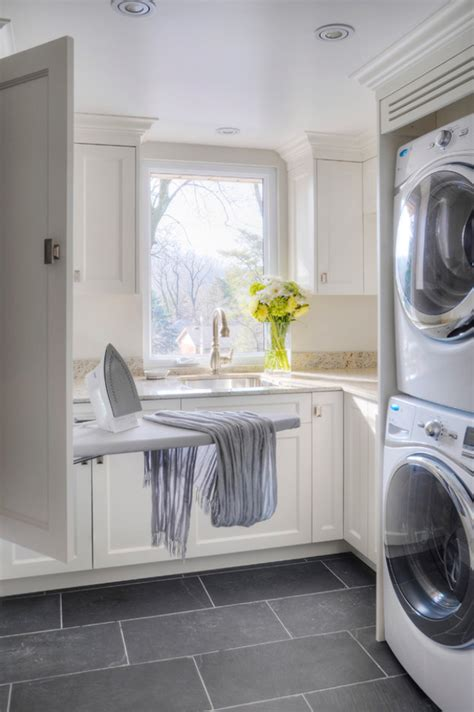 flooring in the bathroom and laundry room 51 wonderfully clever laundry room design ideas