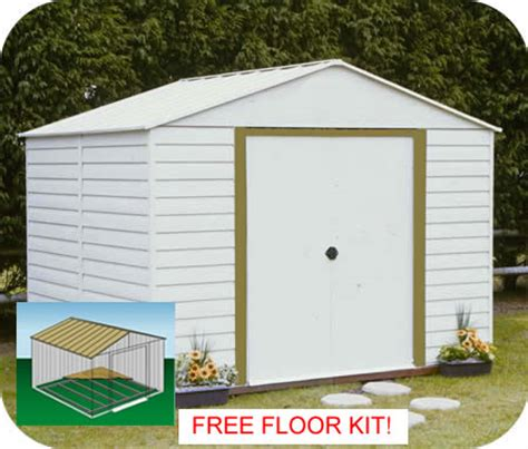 Storage Sheds For Less by New Storage Shed Kits And Building Products