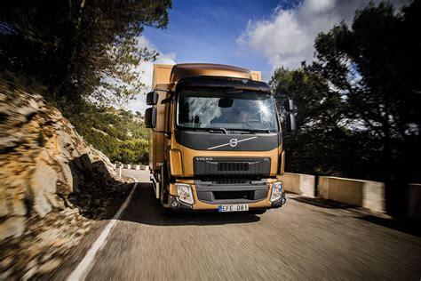 volvo truck fl volvo fl de vrachtwagen voor distributie nijwa
