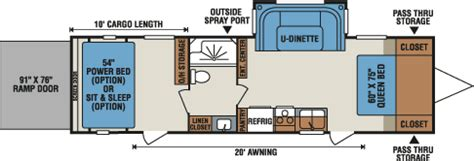kz toy hauler floor plans 2016 mxt lightweight travel trailer toy hauler floorplans