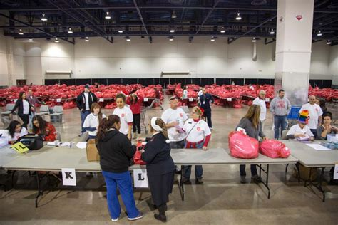 Salvation Army Toy Giveaway 2017 - shutting down cashman center a problem for event organizers las vegas review journal
