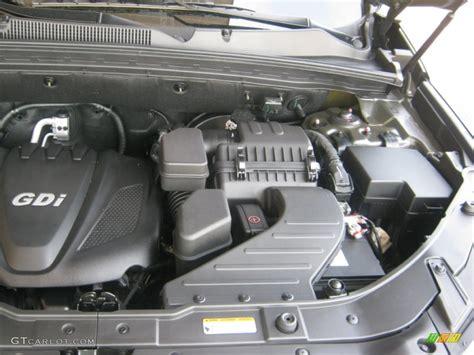 Kia Gdi Engine 2012 Kia Sorento Lx 2 4 Liter Gdi Dohc 16 Valve Dual Cvvt