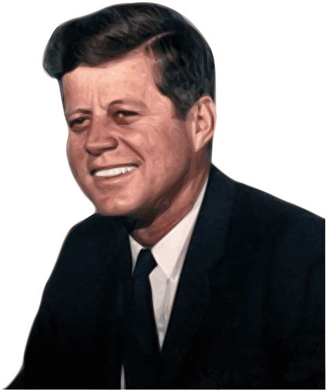john kennedy clipart john fitzgerald kennedy 35th president of the