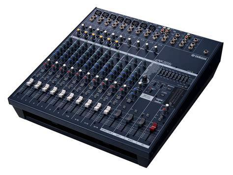Mixer Karaoke Yamaha yamaha emx5014c 500w 14ch powered mixer