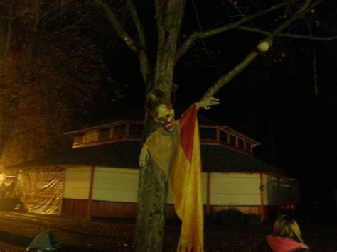 Conneaut Lake Haunted House by Ghost Lake Conneaut Lake Tr Theme Park Review