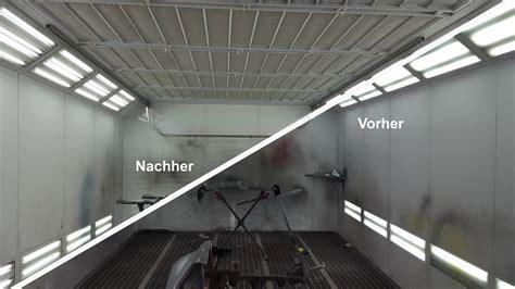 werkstatt beleuchtung led bild werkstatt beleuchtung led lackierbox umr 195 stung