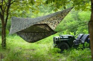 mosquito hammock a jungle hammock with mosquito net for