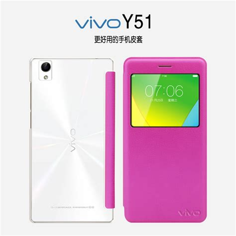 Smile Flip Cover Vivo Y51 Pink vivo y51 sview window flip cover 11street malaysia cases and covers