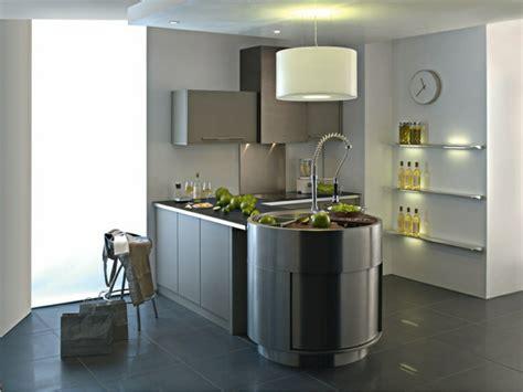 cucine piccole risparmiare dello spazio con cucine