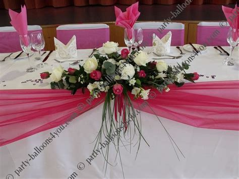 17 best images about wedding top table on