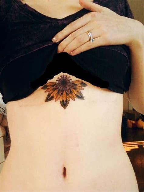 love tattoo under breast 51 under breast tattoos for women amazing tattoo ideas