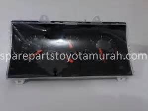 Switch Temperatur Kijang speedometer assy original kijang diesel rpm