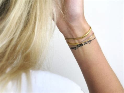 25 sweet wrist tattoos for girls creativefan