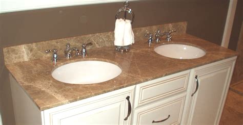 granite bathroom vanity top awesome double vanity tops designs decofurnish