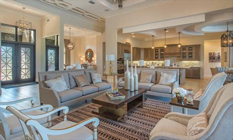 clive daniel home installs furnishings for avondale model