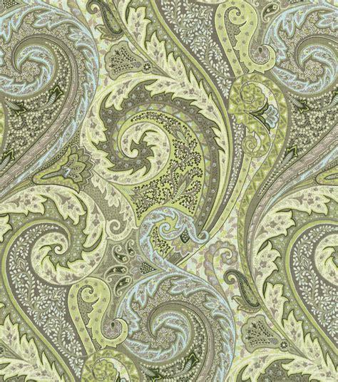 paisley upholstery fabric upholstery fabric williamsburg jaipur paisley shade at