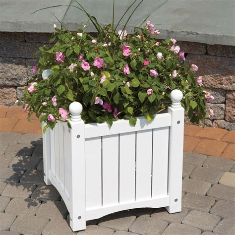 wooden box planters pdf diy wooden planter boxes wooden trash can plans woodproject