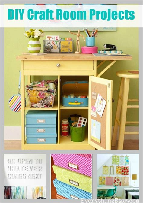 easy diy crafts for your room 7 simple diy projects for your craft room