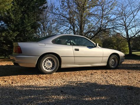 Bmw 8 Series For Sale 1992 Bmw 8 Series 850i For Sale Photos Technical