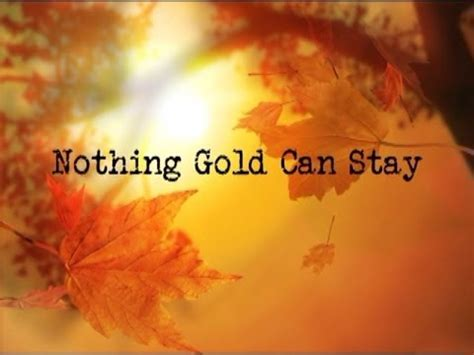 dramanice nothing gold can stay nothing gold can stay robert frost matthew weisher