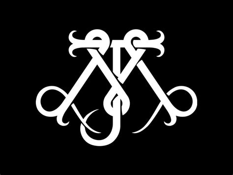jm monogram by jason carne dribbble