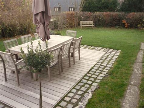Terrasse De Jardin by Terrasse En Jardin Nos Conseils