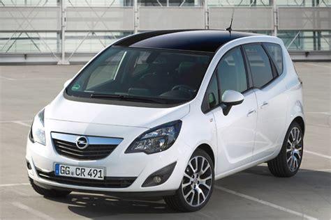 Opel Meriva Gebraucht Test by Opel Meriva Gebraucht Gebrauchtwagen Und Test Berichte