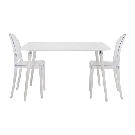 Ghost Chair Dining Set Dining Sets Used Dining Sets For Sale