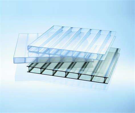 Kunststoffplatten Terrasse by Polycarbonat Stegplatten Kaufen Makrolon 174 Stegplatten