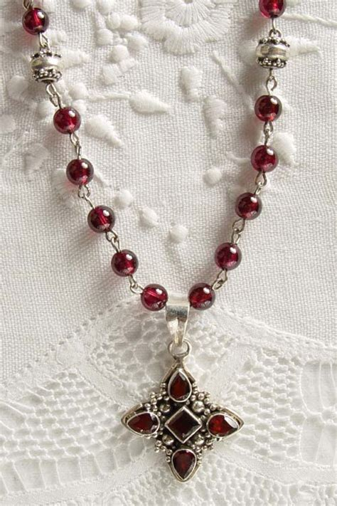 Handmade Catalog - handmade rosaries necklace child rosary rosary