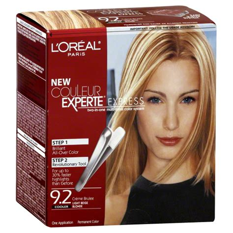 the gallery for gt loreal model 6 light beige hair color serpden