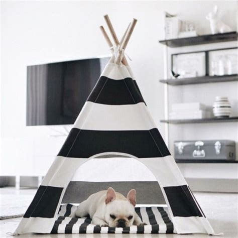 dog teepee bed 18 gorgeous dog teepees that will convince you to upgrade