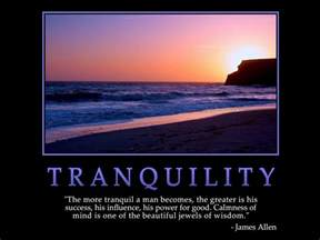tranquility tranquility quotes quotesgram