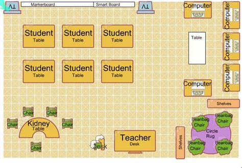 design classroom floor plan classroom floor plan build it bigger unit plan