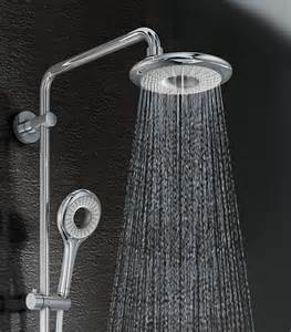 Rain shower head with handheld home design ideas