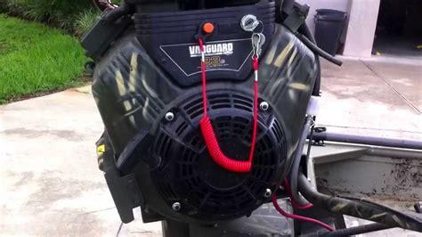 23 hp vanguard mud motor bps exhaust 23hp vanguard dixie mud motor