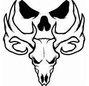 Bone Collector Buck Antlers