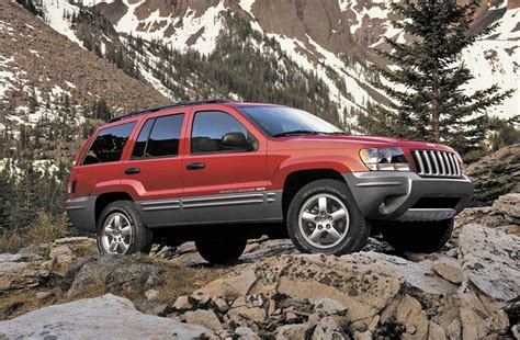 2004 Jeep Grand Recalls Chrysler Caves To Feds Will Recall 2 7 Million Jeeps