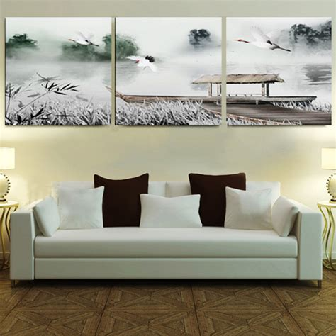 Black And White Wall Decor For Bedroom by Popular Landscape Buy Cheap Landscape Lots