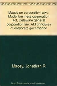Model Business Corporation Act Photos