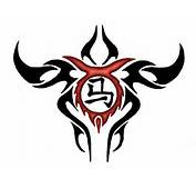 Taurus Tattoo Zodiac Simple Horoscope