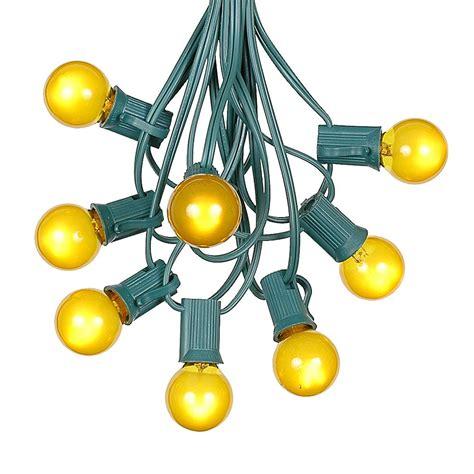 Globe Shaped Outdoor G30 Light String Sets Novelty Novelty Light Strings