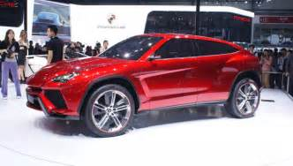 Lamborghini Suv Images Official Lamborghini Suv Confirmed Sales To Start In 2018